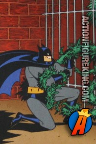 Batman Animated Poison Ivy 55 Piece jigsaw puzzle from Golden.