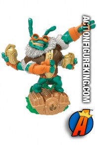 Skylanders SuperChargers Thrillipede figure.