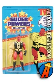 DC Comics 4.5-inch Super Powers Tyr action figure from Kenner.