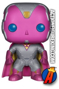 Funko Pop! Marvel Age of Ultron AVENGERS 2 VISION Figure.