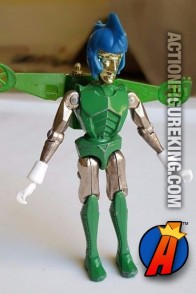 Micronauts 3.75-Inch Space Glider action figure from MEGO.