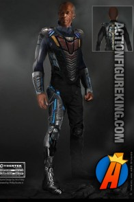 First Look at New Deathlok Costume Design from AGENTS of SHIELD