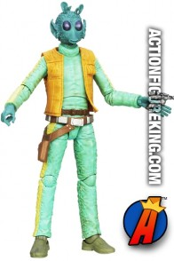 STAR WARS Black Series 6-inch scale GREEDO action figure from HASBRO.