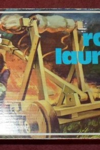 Mego Planet of the Apes Rock Launcher playset.