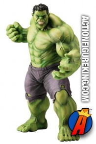Marvel Kotobukiya Avengers Now! INCREDIBLE HULK ArtFX figure.