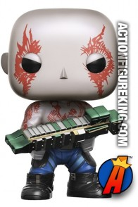 Funko Pop! Marvel GOTG Vol. 2 DRAX the Destroyer Figure.