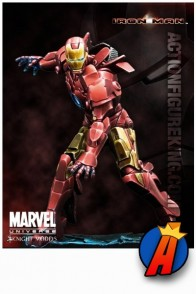 Marvel Universe 35mm IRON MAN SPECIAL EDITION Metal Figure from Knight Models.