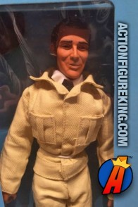 Mego sixth-scale Steve Trevor action figure from their Wonder Woman line.