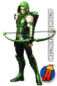 Kotobukiya DC Comics NEW 52 Justice League GREEN ARROW ArtFX Statue.