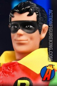 Mego-style Retro-Action 8-inch scale Robin figure.