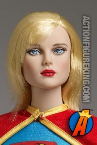 Tonner 16-inch New 52 Supergirl dressed figure.
