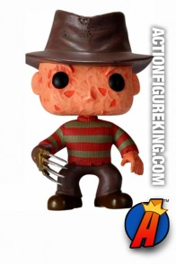 Funko Pop! Movies Freddy Krueger vinyl bobblehead figure.