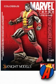 Marvel Universe 35mm COLOSSUS metal figure from Knight Models.