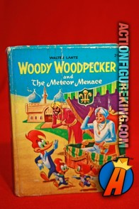 Woody Woodpecker and the Meteor Menace A Big Little Book from Whitman.