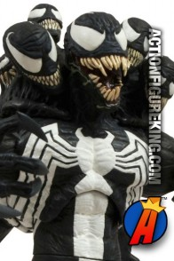 Fully articulated 7-inch scale Venom action figure.