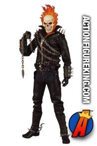 Sixth-scale Real Action Heroes GHOST RIDER figure from MEDICOM.