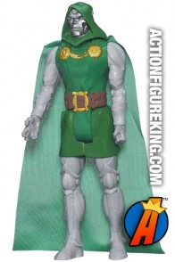 From the pages of the Fantastic Four comes this Titan Hero Series Doctor Doom figure.