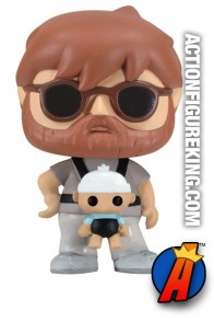 Funko Pop! Movies The Hangover Alan and Carlos vinyl bobblhead figure.