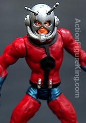 Marvel Legends Series 4 Ant Man action figure from Toybiz.