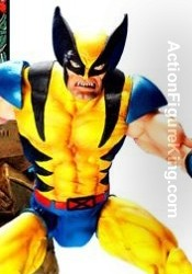 Marvel Legends Series 3 Wolverine Action Figure from Toybiz.jpg