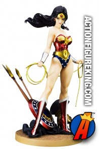 DC Comics Kotobukiya JLA WONDER WOMAN Bishoujo Statue.