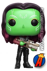 Funko Pop! Marvel GOTG Vol. 2 GAMORA Vinyl Figure.