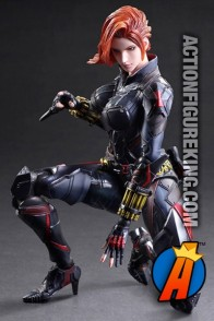 Avengers Black Widow action figure from Square Enix.