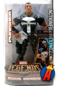 12-Inch Marvel Legends Punisher from their short-lived Icons series.