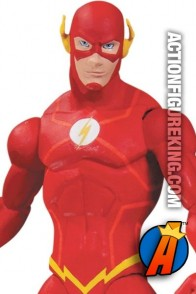 6-inch scale Justice League War: Flash action figure from DC Collectibles.