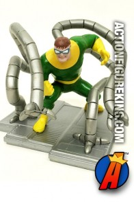 MARVEL Comics Spider-Man villain DOC OCK 2011 PVC Figure.
