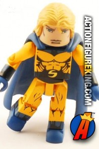 Marvel Minimates Dark Avengers Series 2 Sentry figure with 14-points of articulation.