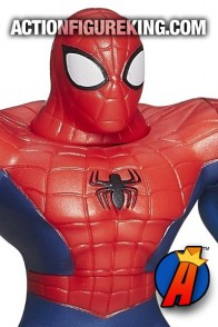 Marvel Battlemasters Spider-Man action figure from Hasbro.