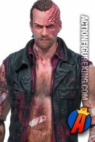 5-inch scale Comic Series 3 Dwight from the Walking Dead by McFarlane Toys.