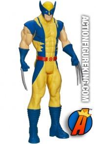 Sixth-scale Titan Hero Series Wolverine figure from Marvel's X-Men.
