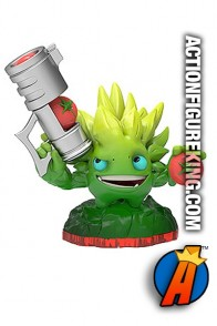 Skylanders Trap Team Food Fight figure from Activision.