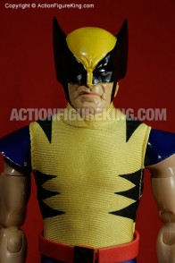 Nice mask/headsculpt of this Wolverine Captain Action Outfit.