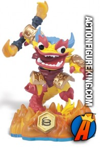 First edition Fire Kraken from Skylanders Swap-Force by Activision.