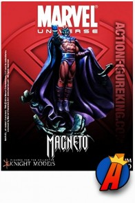 Marvel Universe 35mm MAGNETO metal figure from Knight Models.