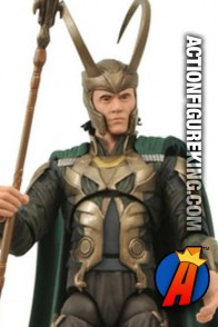 Marvel Select 6-inch scale Loki Movie action figure from Diamond Select Toys.