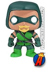 Funko Pop! Heroes Green Arrow vinyl figure from DC Comics.