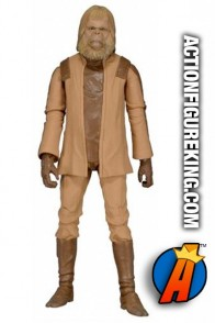 Neca Classic Planet of the Apes 7-inch Dr. Zaius figure.