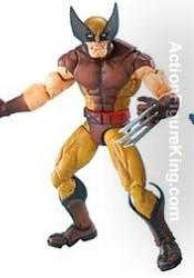 Marvel Legends Series 6 Wolverine Action Figure from Toybiz.