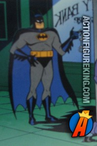 Batman Animated with The Joker 55-piece jogsaw puzzle from Golden.