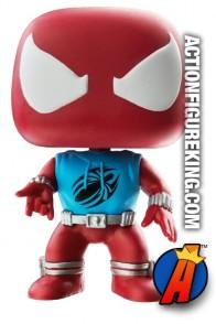 Funko Pop! Marvel SCARLET SPIDER Vinyl Figure.