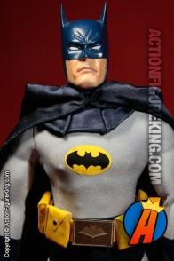 12-inch scale custom Batman action figure.