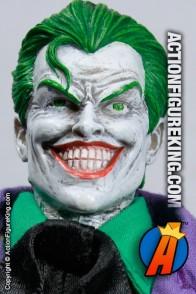 Highly detailed custom 12-inch Joker action figure.