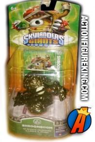 Skylanders Giants variant Metallic Shroomboom figure from Activision.