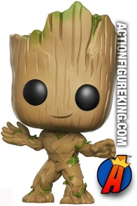 Funko Pop! Marvel Target Exclusive 10-inch GROOT Figure.