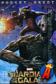 Marvel GUARDIANS of the GALAXY 48-jigsaw puzzle from CARDINAL.