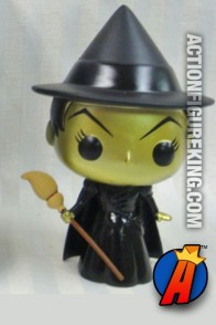 Funko Pop! Movies Wizard of Oz Metallic Wicked Witch vinyl figure.